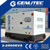 Gehäuse leise 80 KVA Perkins DieselGenset mit Motor 1104c-44tag1