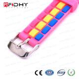 Wristband alla moda di modo RFID con il materiale di TPU