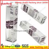 Transparante Kosmetische Plastic Verpakkende Doos Pet/PVC/APET met Hanger