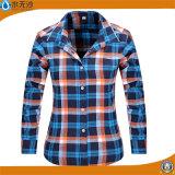 2017명의 봄 여자 블라우스 형식 우연한 긴 소매 면 셔츠