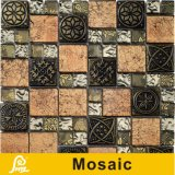 8mm Special Design of block mix Mosaic for barrier Decoration of block mix Series (block mix F09/F10/F11/F12)