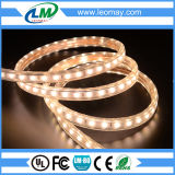 Lumière de bandes à haute tension extérieure de la lumière SMD5050 100m/Roll DEL
