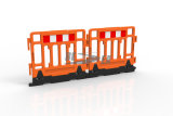 Баррикада блока дороги HDPE высокого качества пластичная