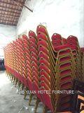 集会場の宴会の椅子(JY-T01)をスタックするホテルの家具1.5mmの鋼鉄