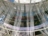 6 HDPE/PPによって編まれる袋のための8個のシャトルの円の織機