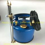 Het semi Automatische Scherpe Hulpmiddel van de Benzine van Oxy van het Houvast met Pijp