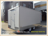 Ys-400A neuer Entwurf! Bewegliche Kaffeestube-mobiler Nahrungsmittelschlußteil