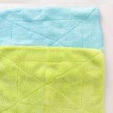 Buena toalla de limpieza de Absortion Microfiber del agua para el plato