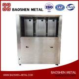 Pièces de machines précises en métal d'OEM de fabrication de tôle de qualité