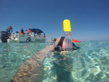 Оборудование подныривания Scuba маски полной стороны зрения 180 градусов Snorkeling противотуманное
