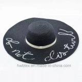 Шлем сторновки промотирования большой наполнянный до краев бумажный напечатанный с логосом (HW09)
