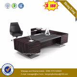 Офисная мебель меламина кожаный верхней таблицы офиса самомоднейшая (NS-NW149)