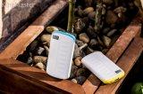 Batería portable Emergency al aire libre de la potencia de rey Master 6000mAh para el móvil