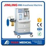 Máquina portable Jinling-850 de Anestesia del hospital con buen precio