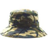 Kundenspezifische Schutzkappen-und Hut-Polyester-Wannen-Hut-Blumenfischen-Schutzkappen-Dame Hat