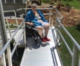 최신 판매! 새로운 혁신적인 디자인 8, 10 의 12의 힘 전기 접히는 휠체어에 의하여 자동화되는 휠체어