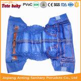 Projeto colorido que Pampering o preço da fábrica ultra fino de Fujian do tecido do bebê do tecido