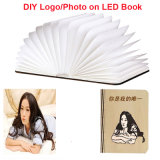 DIY Rechargeable LED Light Book avec USB Rechargeable Function