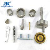 O aço fêz à máquina as peças, as peças feitas à máquina alumínio, as peças feitas à máquina bronze