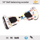 10inch Electric Mobility Scooter со светодиодной подсветкой и Bluetooth