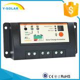 Regolatore automatico della carica di Regulater dell'indicatore luminoso di PWM e della batteria del comitato del lavoro 10A Epsolar del temporizzatore 12V/24 VCC
