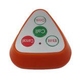 El CE pasó inalámbrico Restaurante Camarero Calling sistema de sonido y vibración Sistema de Pager Camarero