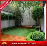 美化のための普及した屋外の庭の総合的なカーペットのプラスチック草