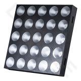 DJの段階25X30W LEDのマトリックスの視覚を妨げるものライト