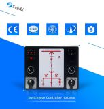Dispositif de contrôle intelligent de mécanisme avec l'étalage d'indicateur