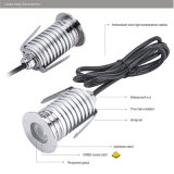 il CA 110V 220V di 3W IP67 impermeabilizza l'illuminazione della lampadina del LED impermeabile
