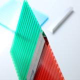 feuille multi de cavité de mur de polycarbonate de 10-20mm pour la maison