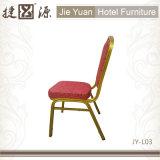Cadeira de alumínio do banquete comercial Stackable (JY-L03)