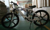 350Wブラシレスモーターを搭載する隠された電池の通勤者の電気バイク