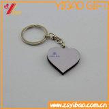 Regalo del recuerdo de la insignia de Keychain Customed del laminado de metal (YB-HD-192)