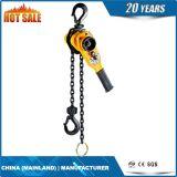 gru Chain della leva di 1ton 2ton 3ton 0.75ton, blocchetto della leva