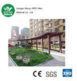 Pergola напольных/сада WPC деревянный пластичный составной