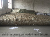 중국 공장은 직접 전기판에 의하여 최신 담궈진 직류 전기를 통한 철 철사 의무 철사를 공급한다