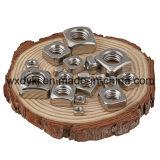 Fournisseur de noix carrées de la vis 304 BS 916 d'acier inoxydable de la Chine