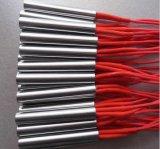 Chaufferette électrique principale simple de cartouche d'acier inoxydable avec la vis pour le moulage en plastique