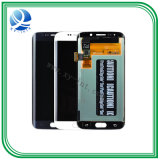 Telefone móvel LCD para acessórios da tela de toque da borda de Samsung S6