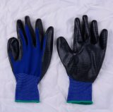15 gants en nylon de garniture de mesure