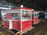 Saco de escola altamente melhorado do cliente que dá forma à máquina em Chaoxu Companhia