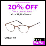 Het Optische Frame van de Vrouwen van de Manier van het metaal