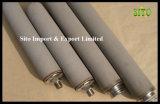 Filtro de acero inoxidable de malla 316 que teje Agua