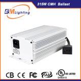 La culture hydroponique 315W CMH élève non le ballast électronique léger de Dimmable