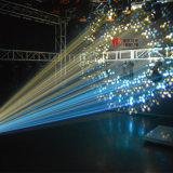 Luz principal móvil a todo color de la etapa de la viga de Nj-260 4in1 260W