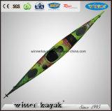 5.02 Fabricante plástico del kajak de la canoa del mar de Mtrs LLDPE