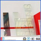 불규칙한 모양 명확한 유리/건축 차 또는 전자를 위한 매우 명확한 유리