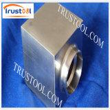 ポンプはステンレス鋼の袖CNCの機械化を分ける
