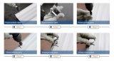 10 anni di vita della garanzia di alto dell'onda del PVC strato del tetto